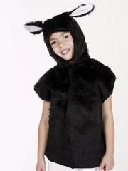 Black Cat Tabard Costume
